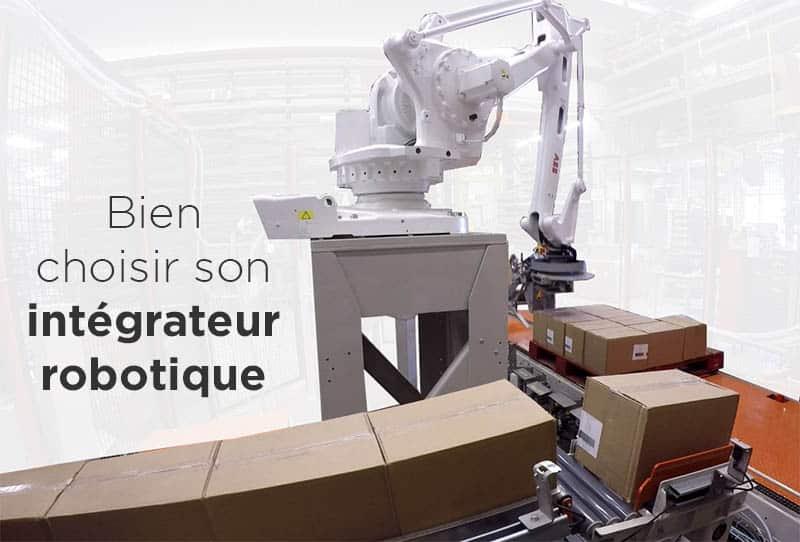5 facteurs clés à considérer avant de sélectionner l'intégrateur de robot palettiseur