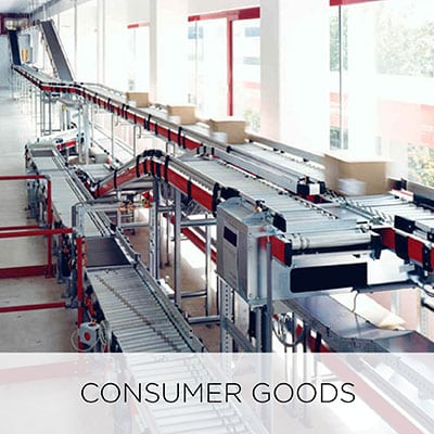 consumer goods Industry Sectors