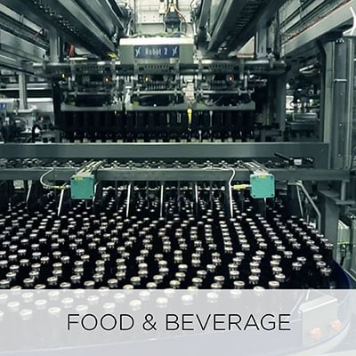 food and beverage Industry Sectors