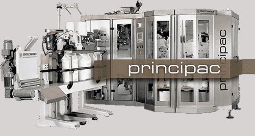 la principac fait partie des différentes ensacheuses industrielles de Statec Binder