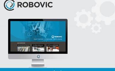 ROBOVIC fait peau neuve, découvrez notre nouveau site !