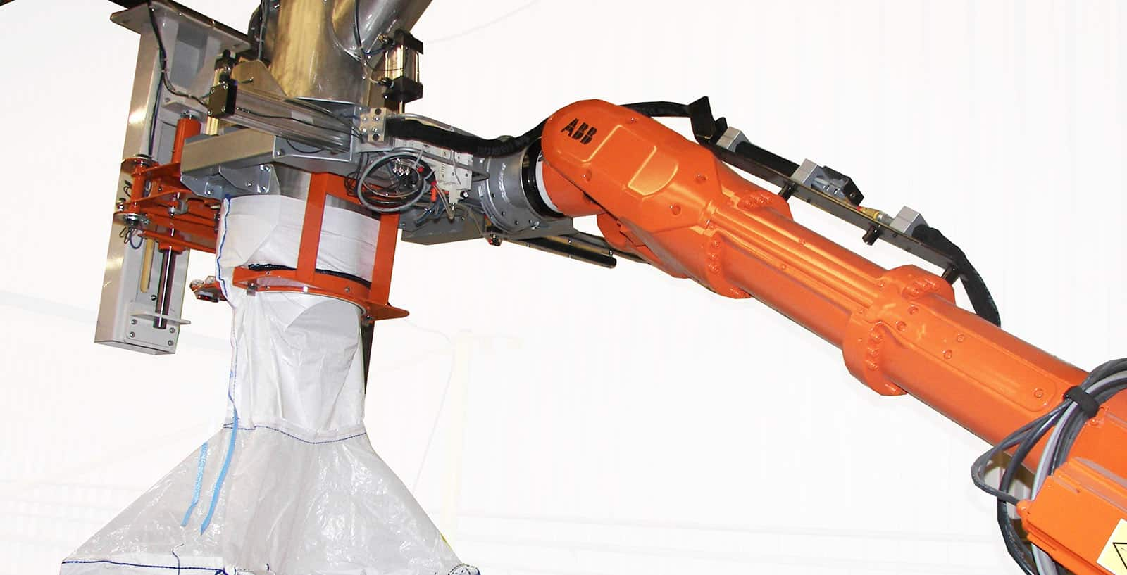 big bag handling in action