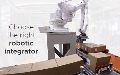 5 key factors to consider before selecting a robotic palletizing  integrator