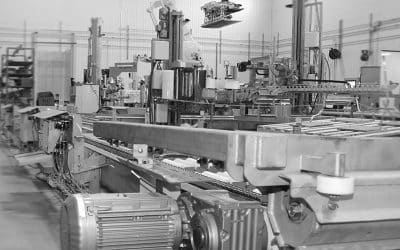 How can an automated palletizer optimize production while making up for lack of manpower ?