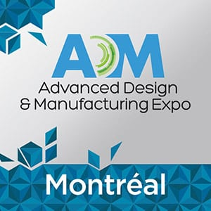 ROBOVIC will be present at ADM's (Advanced Design & Manufacturing) show