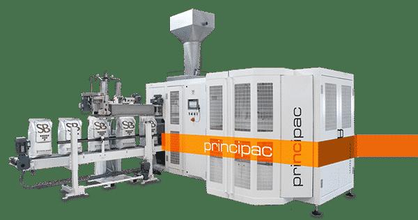 bagger system principac model