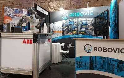 Thank you for coming to our booth during the ADM – PACKEX show in Toronto