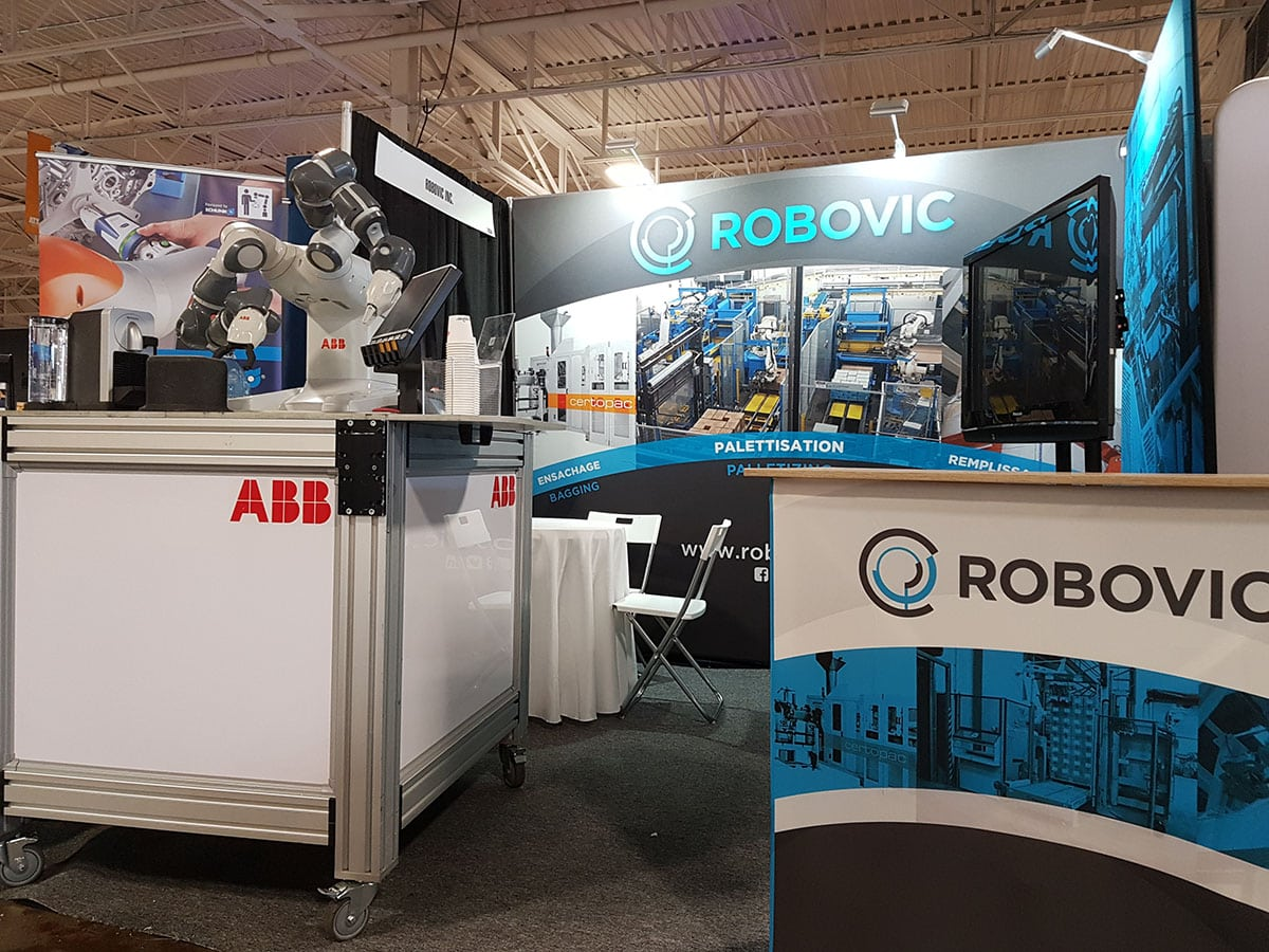 robovic at packex Toronto 2019 - 5