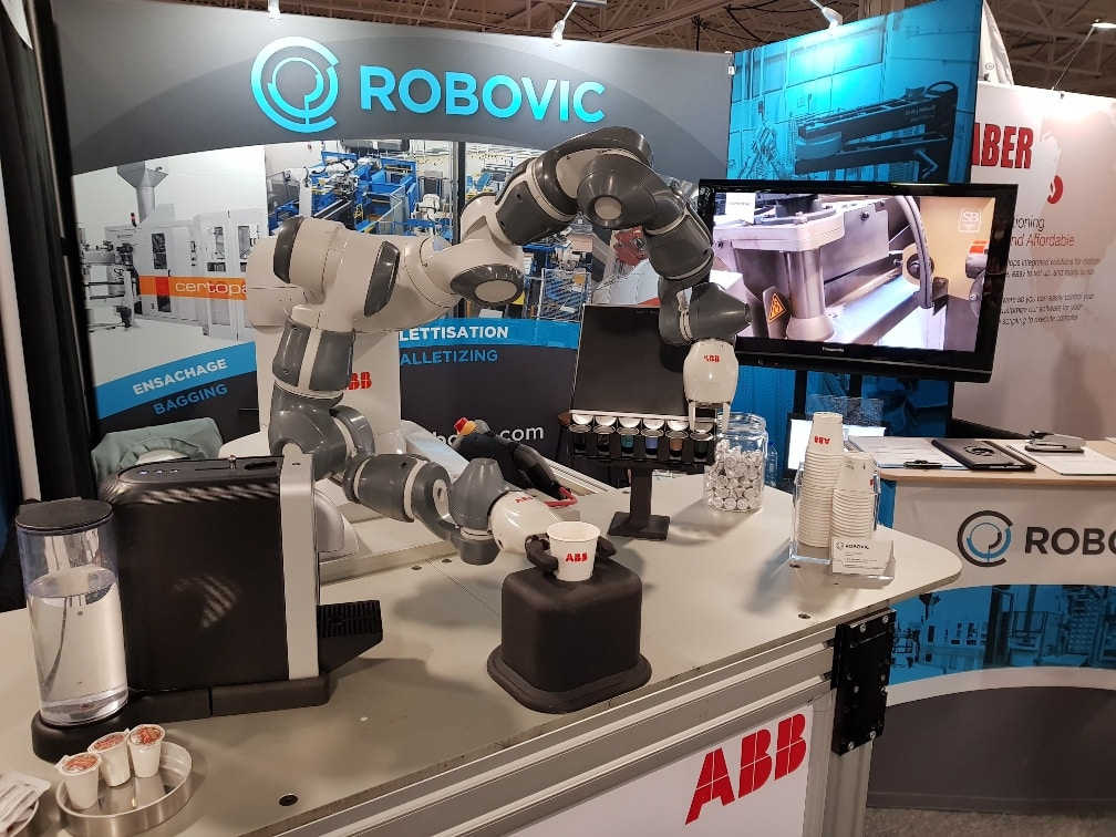 robovic at packex Toronto 2019 - 4