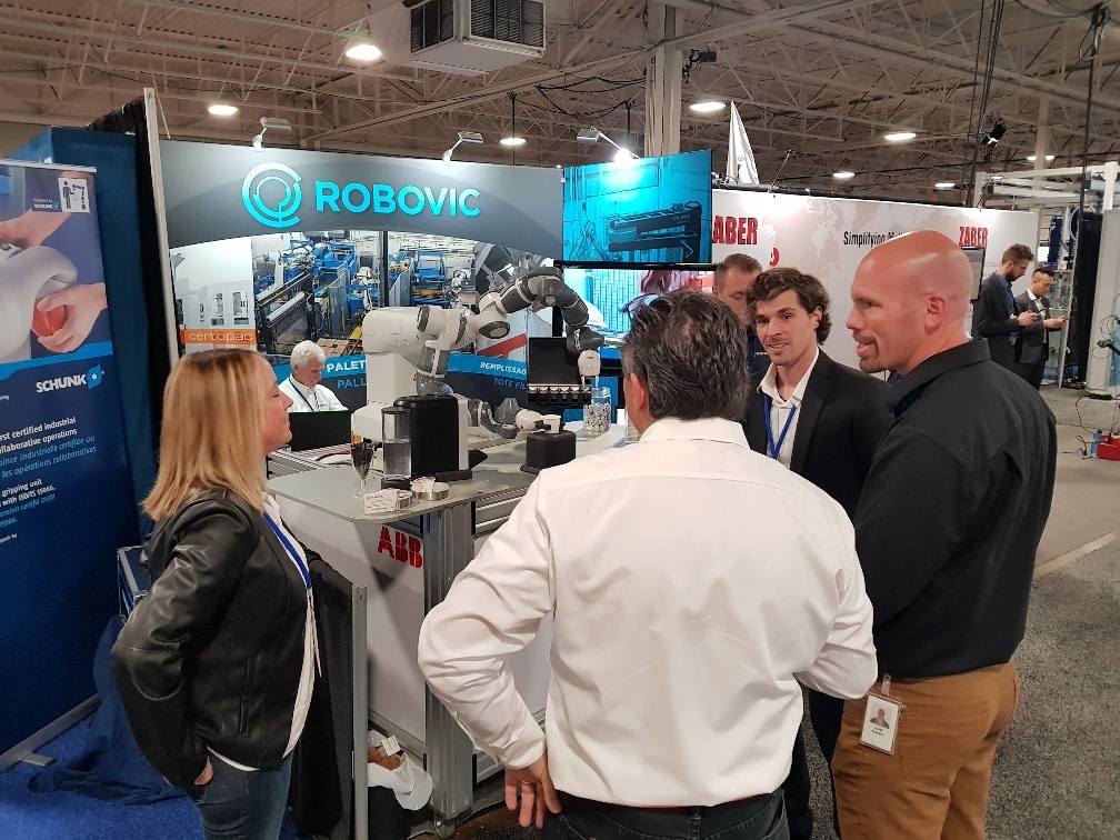 robovic at packex Toronto 2019 - 3