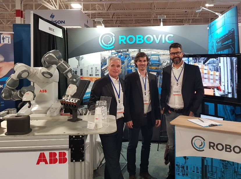 robovic at packex Toronto 2019 - 1