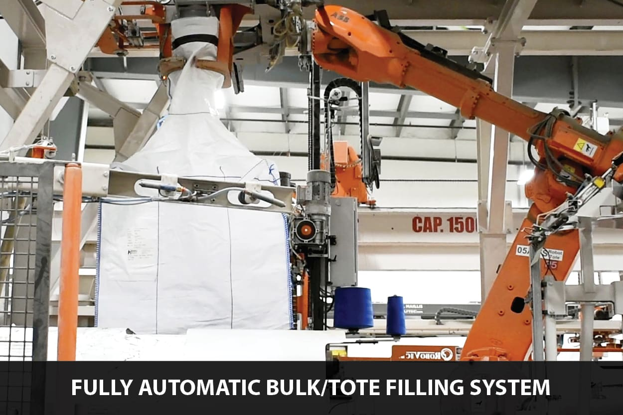 picture tote filling system