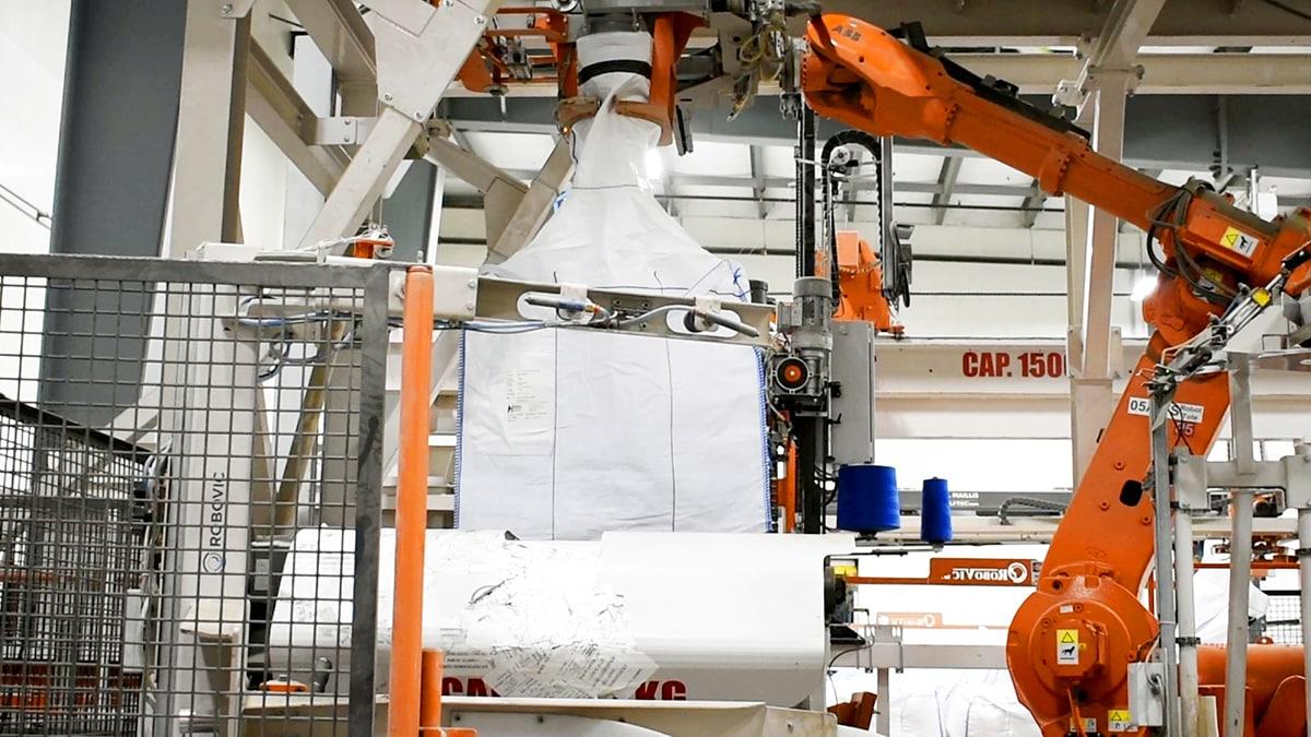 ensacheuses-pour-big-bag automatique